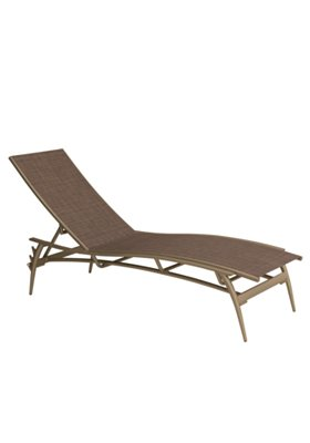 sling chaise lounge for patio