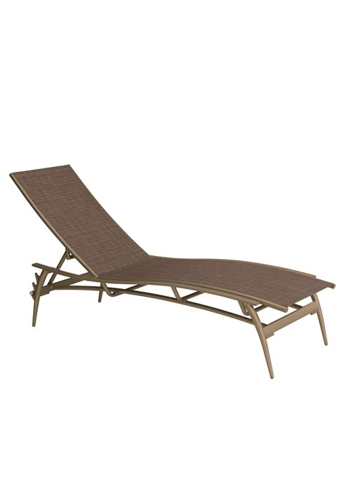 Chaise Lounge Patio Furniture Repair: Echo Sling Chaise Lounge
