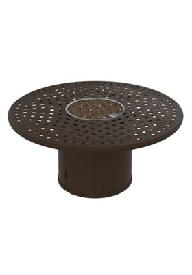 patio manual ignition fire pit