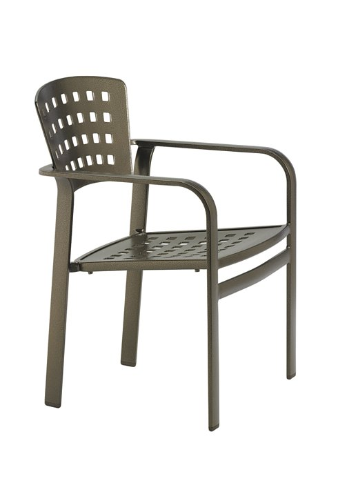 Tropitone Patio Chairs: Impressions Dining Chair