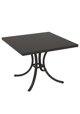 outdoor dining table square