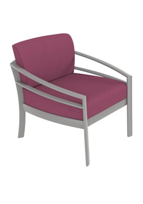 cushion patio arm chair