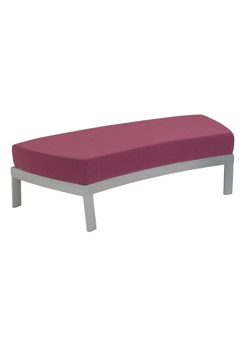 cushion ottoman for outdoor