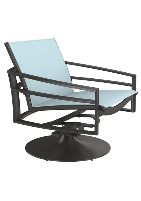 KOR Sling Swivel Action Lounger