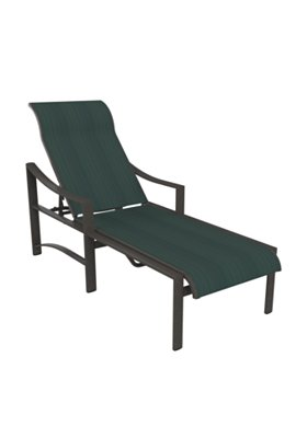 sling patio chaise lounge