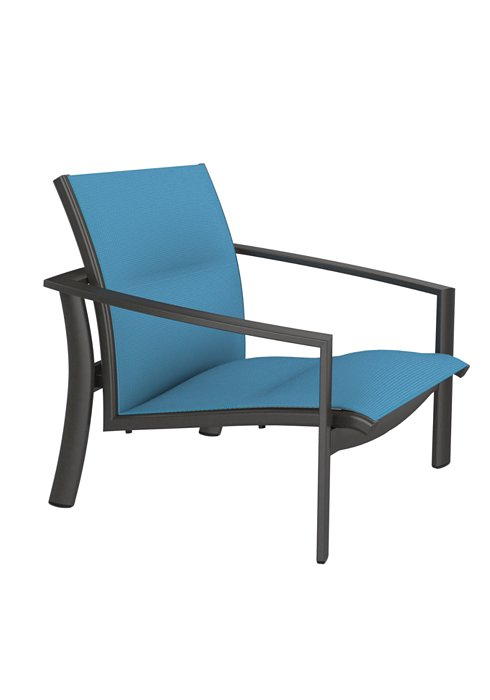 padded sling outdoor spa chair