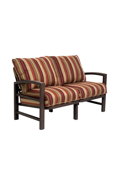 cushion patio love seat