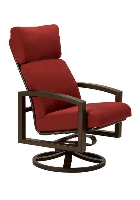 outdoor cushion swivel rocker