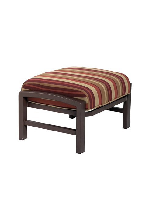 cushion patio ottoman