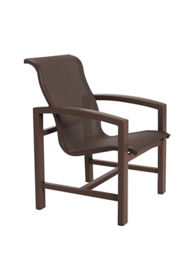 sling patio dining chair