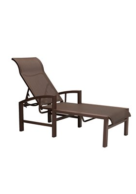sling chaise lounge patio