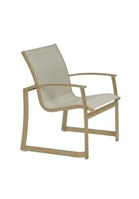 Mainsail Dining Chair Outdoor Patio Furniture Tropitone