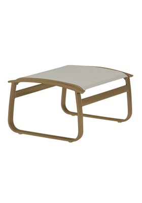 sling ottoman for patio