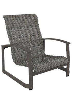 Mainsail Woven Sand Chair Outdoor Patio Furniture Tropitone