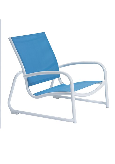 patio relaxed sling sand chair