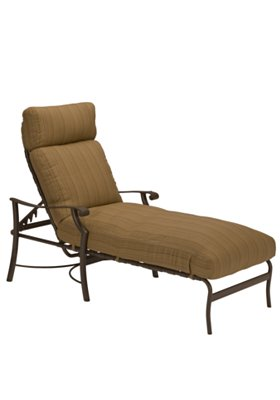 cushion patio chaise lounge