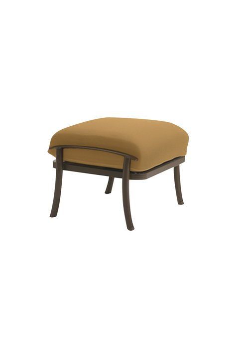cushion ottoman outdoor