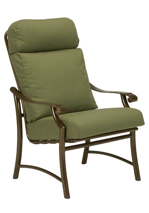 cushion outdoor dining chair