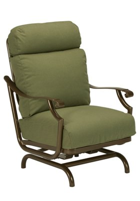 cushion action lounger patio