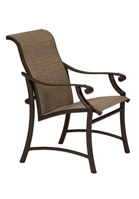 dining chair low back outdoor