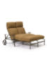 patio cushion double chaise lounge with wheels  sc 1 st  Tropitone : cushion for double chaise lounge - Sectionals, Sofas & Couches
