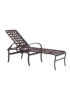 strap patio chaise lounge  sc 1 st  Tropitone : strap chaise lounge - Sectionals, Sofas & Couches