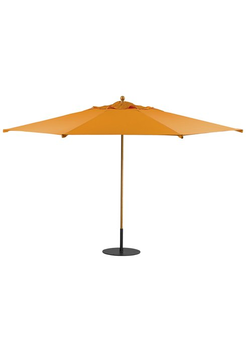 outdoor double pulley lift umbrella