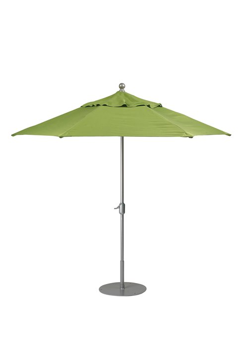 patio hexagon crank lift umbrella