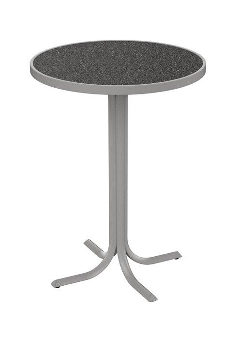 patio round bar table