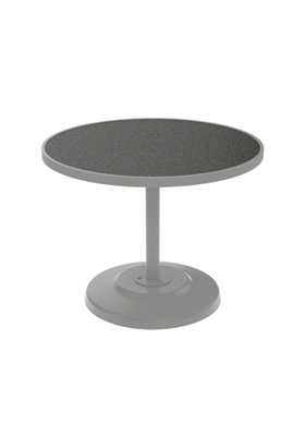 patio rounded dining table