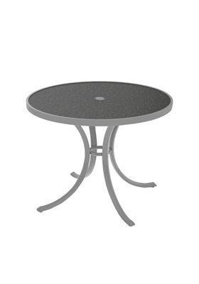 dining round table outdoor