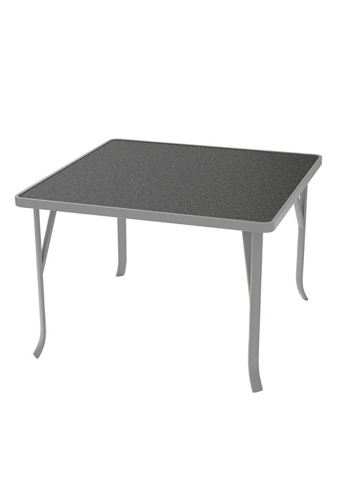 patio dining table square shape