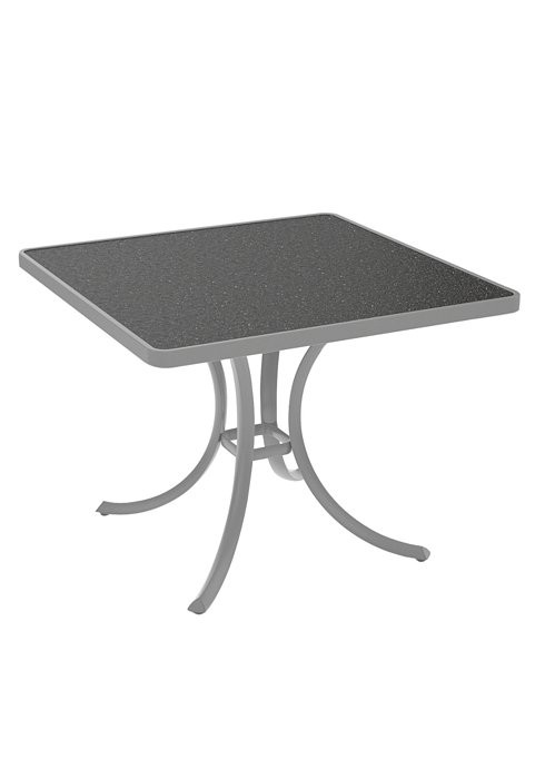 patio dining table square