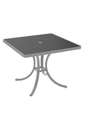 patio umbrella dining table