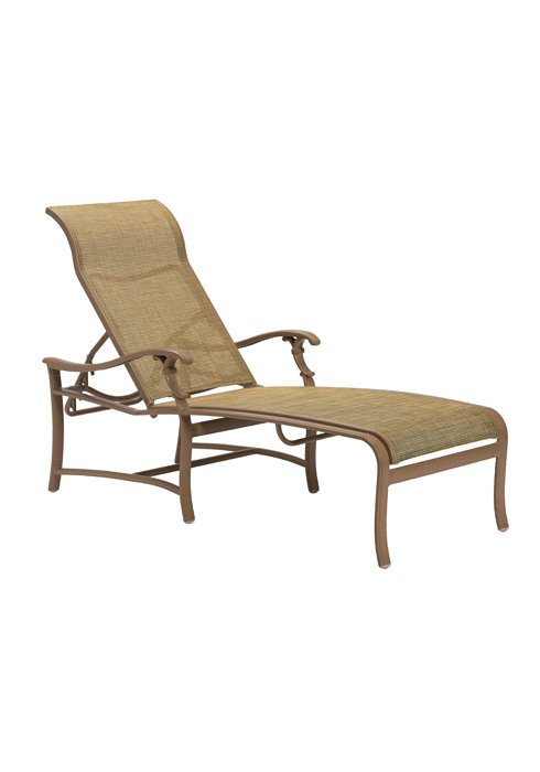 patio sling outdoor chaise lounge