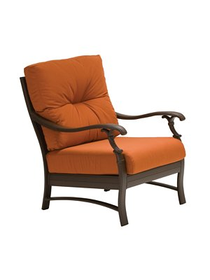deep seating patio lounge chair