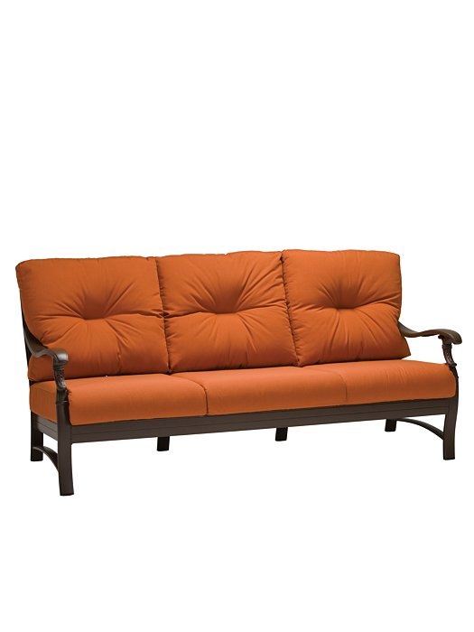 deep seating patio sofa