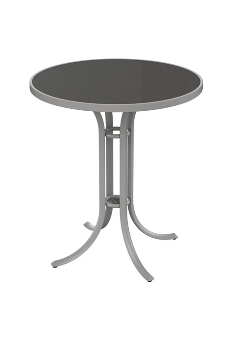 round bar table for patio