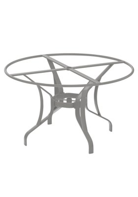 outdoor modern dining table base