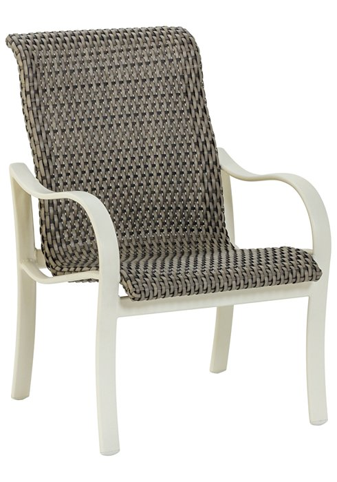 Tropitone Patio Chairs: Shoreline Dining Chair