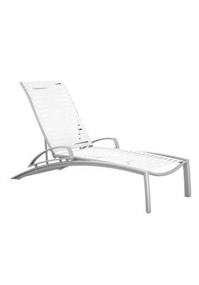 patio chaise ribbon segment