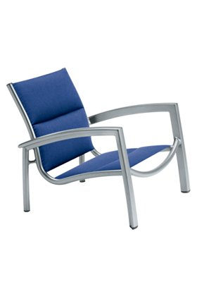 padded sling spa chair for outdoor