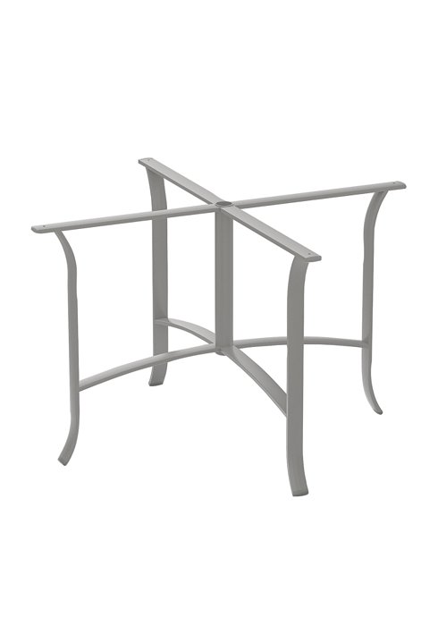aluminum patio dining table base