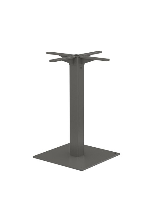 pedestal outdoor bar table base