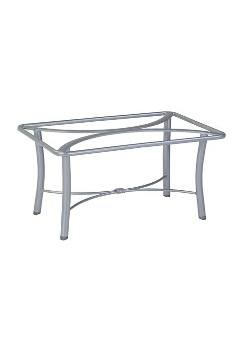 patio rectangular coffee table base