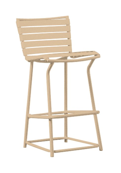 strap patio bar stool