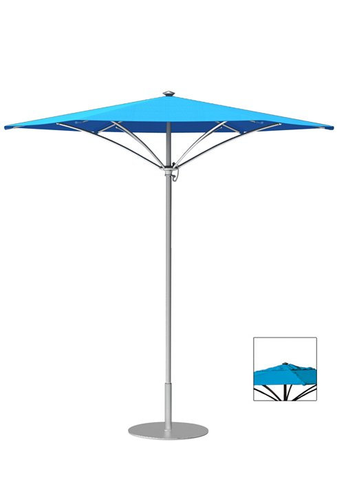 outdoor hexagon trace umbrella