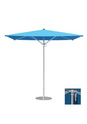 trace square umbrella for outdoor