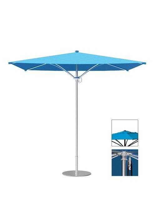 patio trace pulley lift umbrella