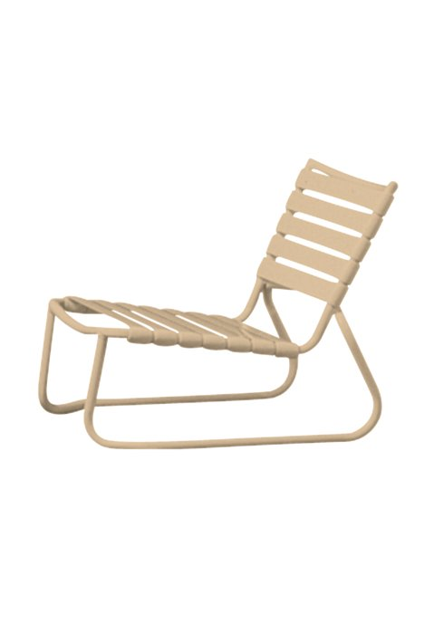 patio strap sand chair